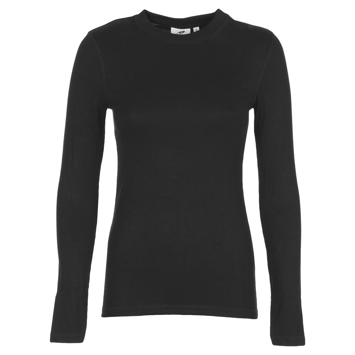 T-shirt thermo femmes Panther - Noir